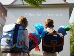 Read more about the article Einschulung 2020