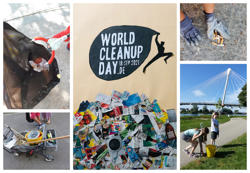 """Read more about the article """"FALKIS for future"""" -World Cleanup Day 2021"""