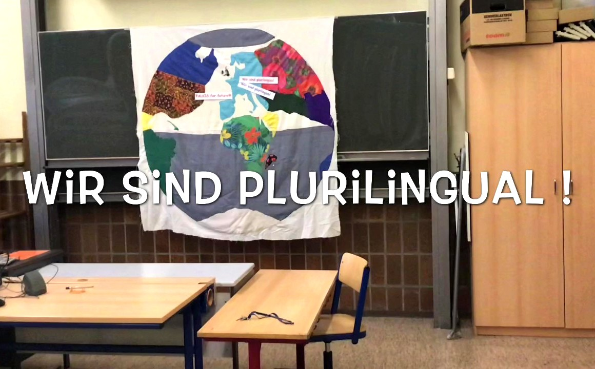 Wir sind plurilingual ! (Video)